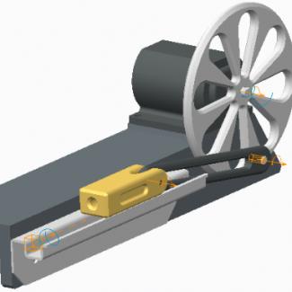 Creating Force Motors