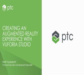 Introduction to Vuforia Studio