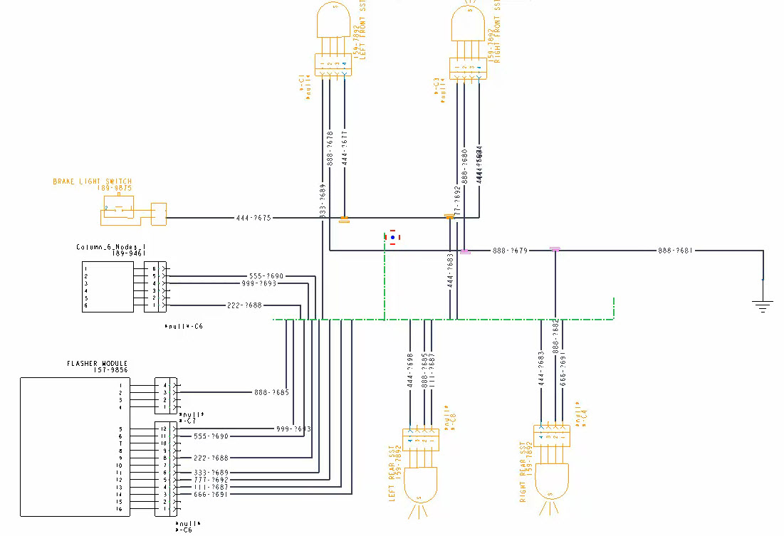 Creo Schematics Ptc Learning Connector Circuit Diagram Xml Routing Wires In The Wid
