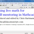 Enhancing Student Learning via Mathcad 15.0's Live Mathematical Capabilities
