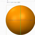Creating a Sphere in Creo Parametric 1.0