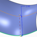 Creating Offset Curves