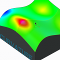 Using Shaded Curvature Analysis for Surfaces