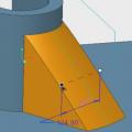 Creating Profile Rib Features