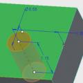 Creating Standard Hole
