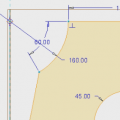 Dimensioning in Sketcher