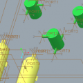 Sharing Routing Geometry