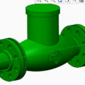 Piping Design - Flow Constrained Fittings