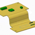 ECAD Flex Rigid Boards