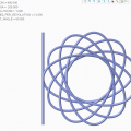 Using TRAJPAR to Create Spiral Geometry