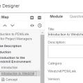 Precision LMS Course Designer - Resequence and Delete Content