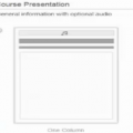 Precision LMS Course Designer - Create a New Topic (Lecture)