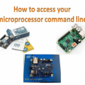How To Access Your Microxontroller Command Line