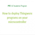 How To Deploy Programs On Your Micro-controller