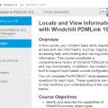 Precision LMS Course Designer - Reverting a Content Map Iteration