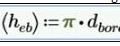 PTC Mathcad Defining an equation