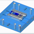 EMX 3D Cooling Channel Design