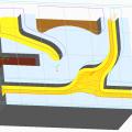 Volume Milling based Quasi-Trochoidal toolpath (PTC Live Global 15)