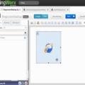 How to use a Web Frame Widget
