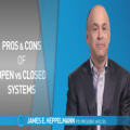 IoT Strategic Choices #3 Open vs. Closed System