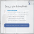Roadmap - Develop Business Model and Fund Investment