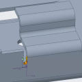 Dependency Options for Punch Form and Die Form in Sheetmetal Design