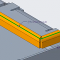 Flange Is Improved in Sheetmetal Design
