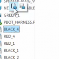 Spool Names in the Cabling Model Tree