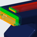 Geometry Appearance Is Maintained in Creo Flexible Modeling
