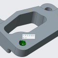 Adjusting Models in Creo Simulate Is Easier with Flexible Modeling