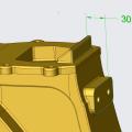 Dimension Origin Support in Model-Based Definition
