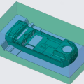 Shape Volume Tool is Available in Mold Design and Casting