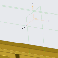 Improved Appearance of Coordinate Systems in Model-Based Definition