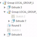 Working with Groups Is Easier